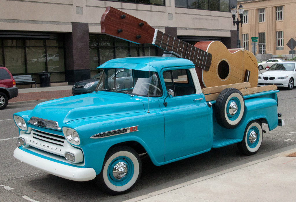 uke truck by capitol